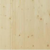 Vuren massief 3 lagen plaat met doorgaande lamel