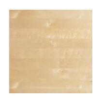 Berken massief 3 lagen plaat met doorgaande lamel